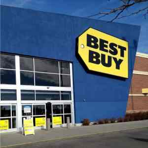 After Christmas retail therapy with a Best Buy gift card