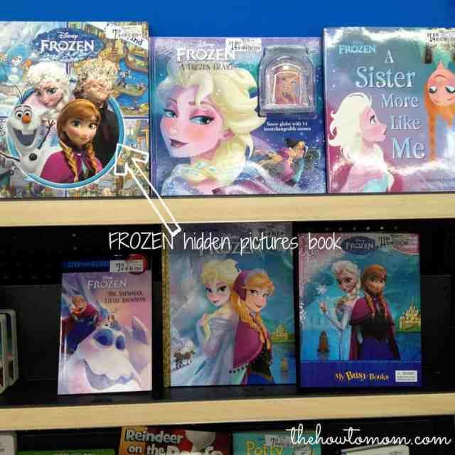 Disney FROZEN the movie books #shop #frozenfun #cbias