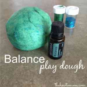 Balance Play Dough