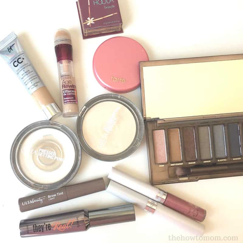 Five Minute Makeup for Busy Moms