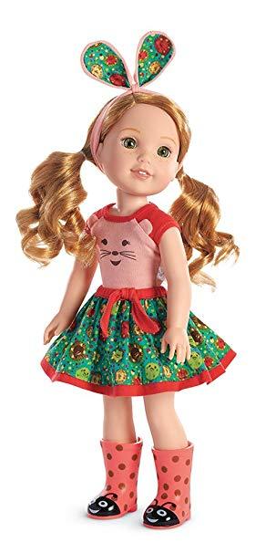 AG Wellie Wishers Doll