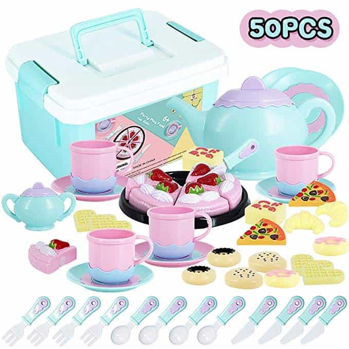 50 pc Tea Set