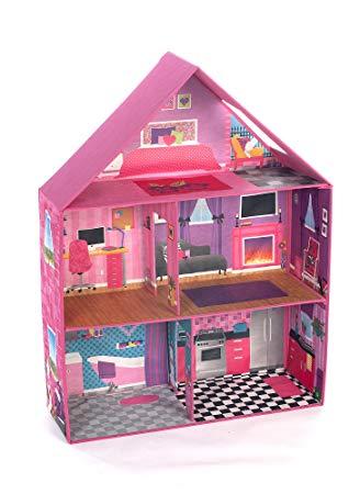 Foldable Doll House