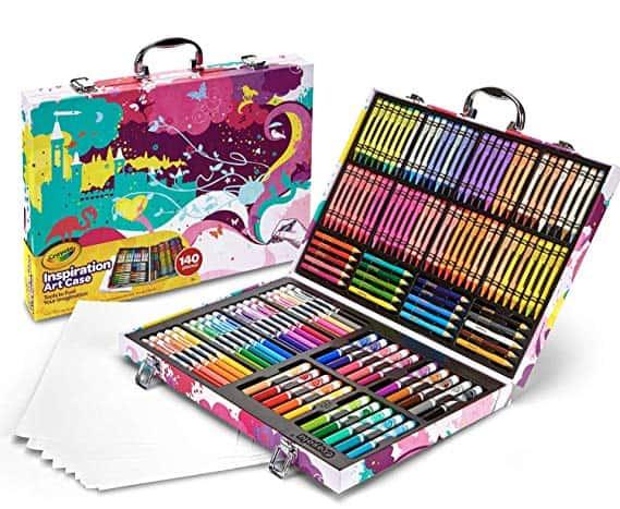 Colorful Art Case