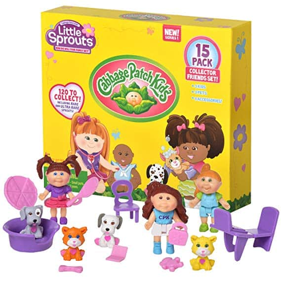 Cabbage Patch Kids Little Sprouts