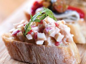 BOQUERiANYC.COM ON TAPAS THE WORLD Boqueria's authentic Spanish cuisine is hearty and fresh.