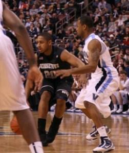 Image Contributor Freshman forward Jerrelle Benimon grabbed five second half rebounds.