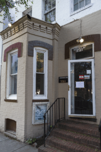 Alexander Brown/The Hoya Student favorite Tuscany Cafe is currently closed. It is not clear if it will reopen.