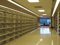 Renovations Begin on Lau Special Collections