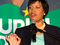FILE PHOTO: NATASHA THOMSON/THE HOYA President Barack Obama and The Washington Post have endorsed D.C. Councilmember Muriel Bowser (D-Ward 4) for  mayor.