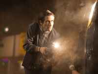 "OPEN ROAD FILMS In the fast-paced action film ""Nightcrawler,"" Jake Gyllenhall gives a standout performance as an L.A. crime journalist, Louis Bloom."