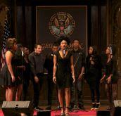 Georgetown's Resonant Essence Live - REL (Isabel Binamira/The Hoya)