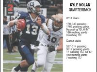 Football | Nolan Key to Offensive Success