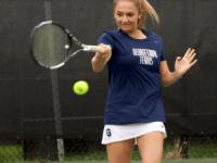 Tennis | GU Earns Decisive Wins at Home