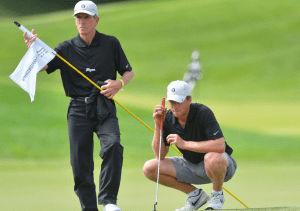 GUHOYAS Sophomore Sam Madsen took 29th individually at the NCAA regional golf tournament in Nashville, Tenn.