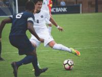 Men's Soccer | Golden Goal in Overtime Ends Skid