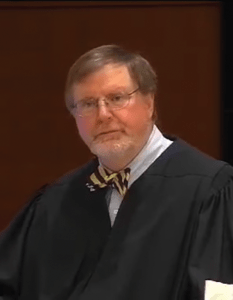 YOU TUBE United States District Judge Court James Robart (LAW '73) suspended President Donald Trump's executive order Friday.