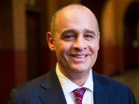 COURTESY GEORGETOWN UNIVERSITY University President John J. DeGioia announced the appointment of Christopher S. Celenza as the new dean for the Georgetown College starting July 1.