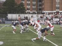 FOOTBALL   Columbia to Test Struggling GU Offense