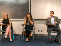 As It Happened: 2018 GUSA Vice-Presidential Debate