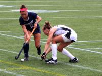 Sophomore midfield Jax Van Der Veen has 6 points on the season, including 4 assists. Hannah Levine/The Hoya