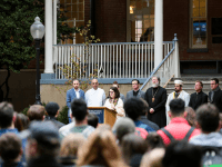 After Antisemitic Shooting, GU Mourns, Calls for Action