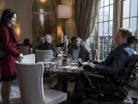 "Lantern Entertainment | ""The Upside"" is a fairly successful attempt to adapt the hit French film for U.S. audiences, featuring a standout performance from Bryan Cranston, right."