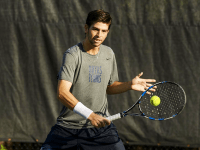 MEN'S TENNIS | Hoyas Struggle in Season Opener