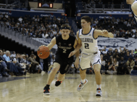AMY LI/THE HOYA | Georgetown Freshman Mac McClung