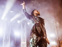 MNEK/INSTAGRAM   English songwriter MNEK, above, filled Union Stage with a magnetic and inclusive energy that thrilled all.