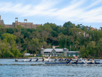 GUHOYAS | Georgetown competed well across all races on the Potomac this weekend