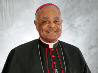 ARCHDIOCESE OF ATLANTA/FACEBOOK | Wilton Gregory, who was appointed Thursday, previously led the United States Conference of Catholic Bishops from 2001 to 2004. Gregory replaces Cardinal Donald Wuerl, who resigned in October 2018 amid accusations he mishandled allegations of sexual abuse.
