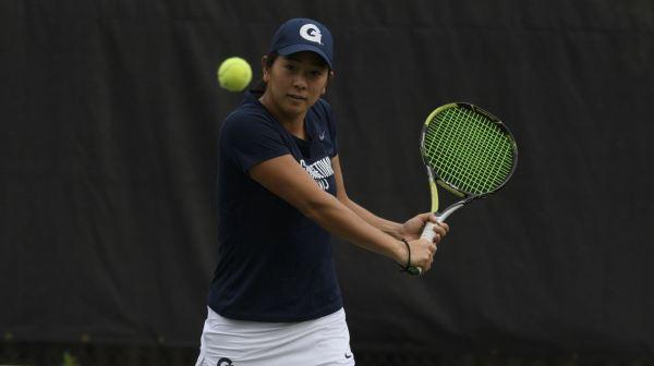TENNIS | Men Beat Morgan State, Women Win Two of Three