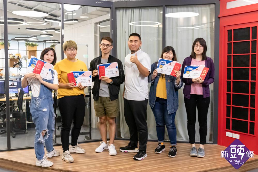 活力+創意 南臺灣新媒體集團單月狠瘦120公斤-娛樂-HiNet生活誌