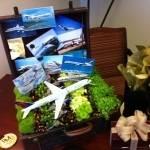A Valentine's Day with a Nostalgic Delta Travel Theme, Unforgettable gift