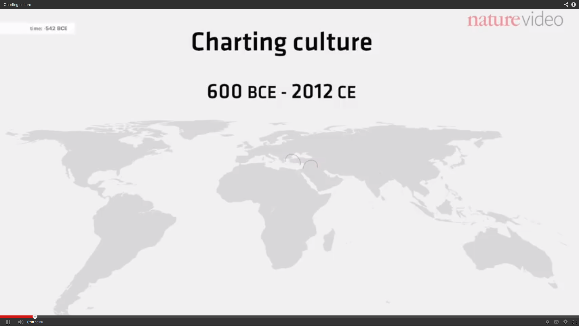 VIDEO via FreeBase: Charting Culture by Mapping Migration