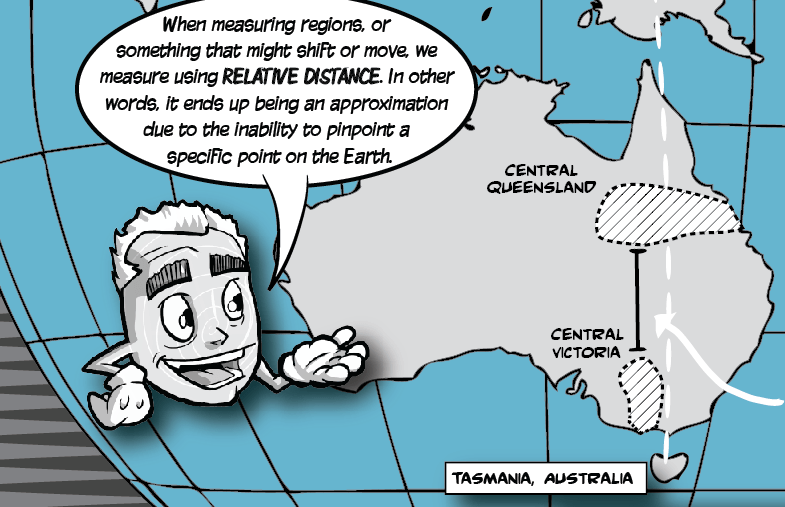 Illustrated Textbook: Location-It's All Relative | The Human