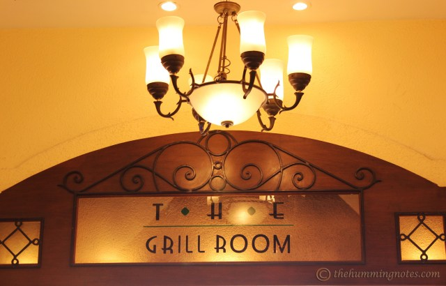 The Grill Room, The Lalit