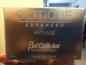 Biotique Anti-Age Nourishing Cream