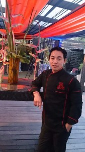 Chef Ghanshyam Thapa , Executive Chef, Kylin Premier