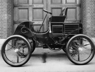 The first ford car; Image credit