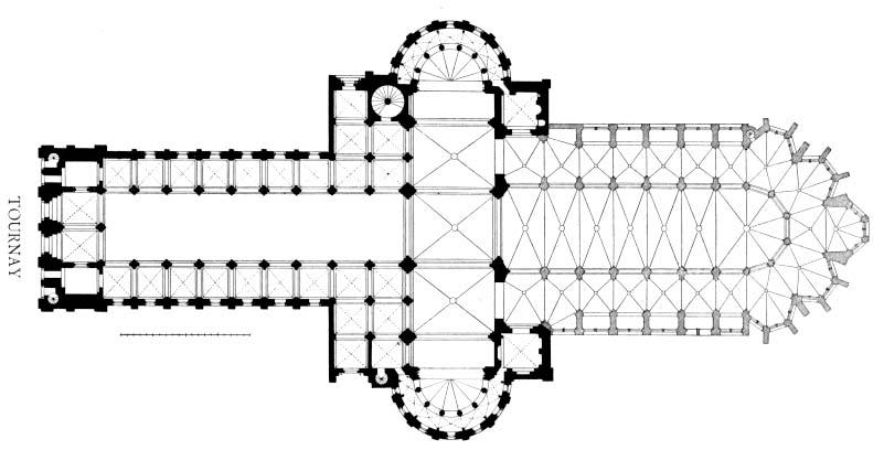 Αποτέλεσμα εικόνας για Notre Dame plans architecturaux