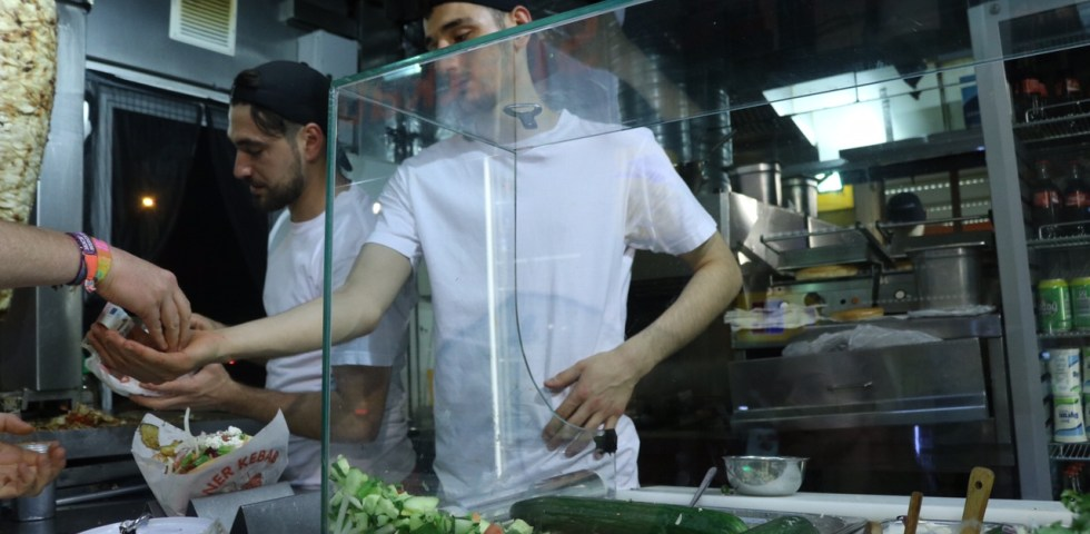 Mustafa's Gemuse Kebab, Berlin