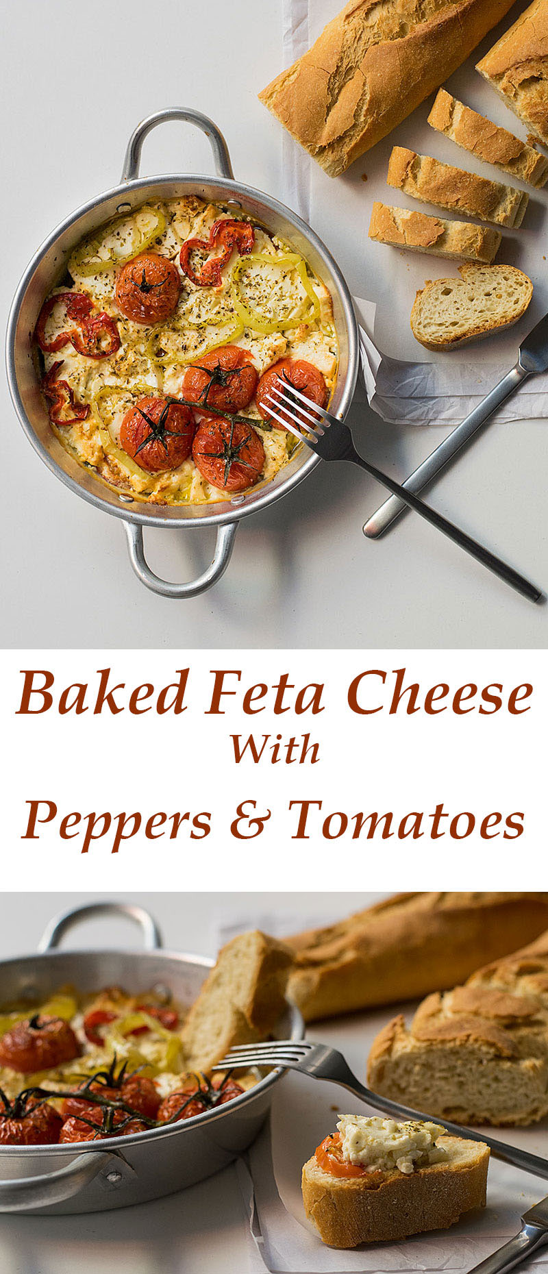 baked-feta-cheese-with-peppers-and-tomatoes-4