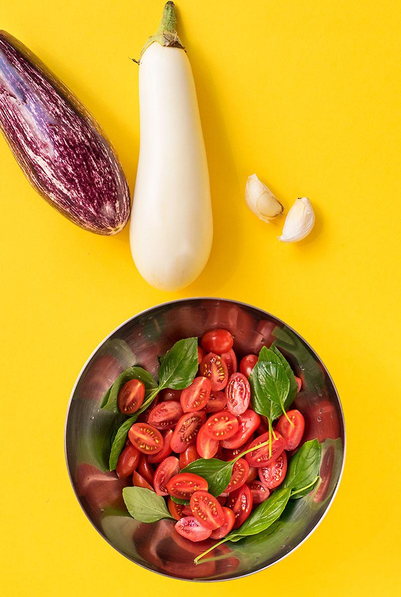 Mediterranean skillet with gnocchi and chicken 4