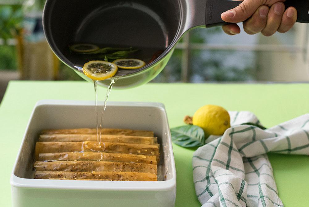 Olive oil Baklava Fingers 3