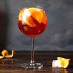 aperol spritz summer cocktail feat.