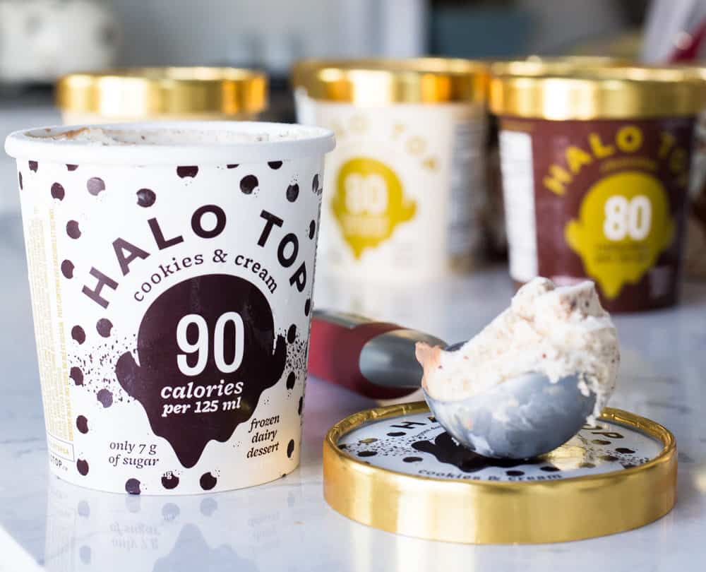 Halo Top Canada Review