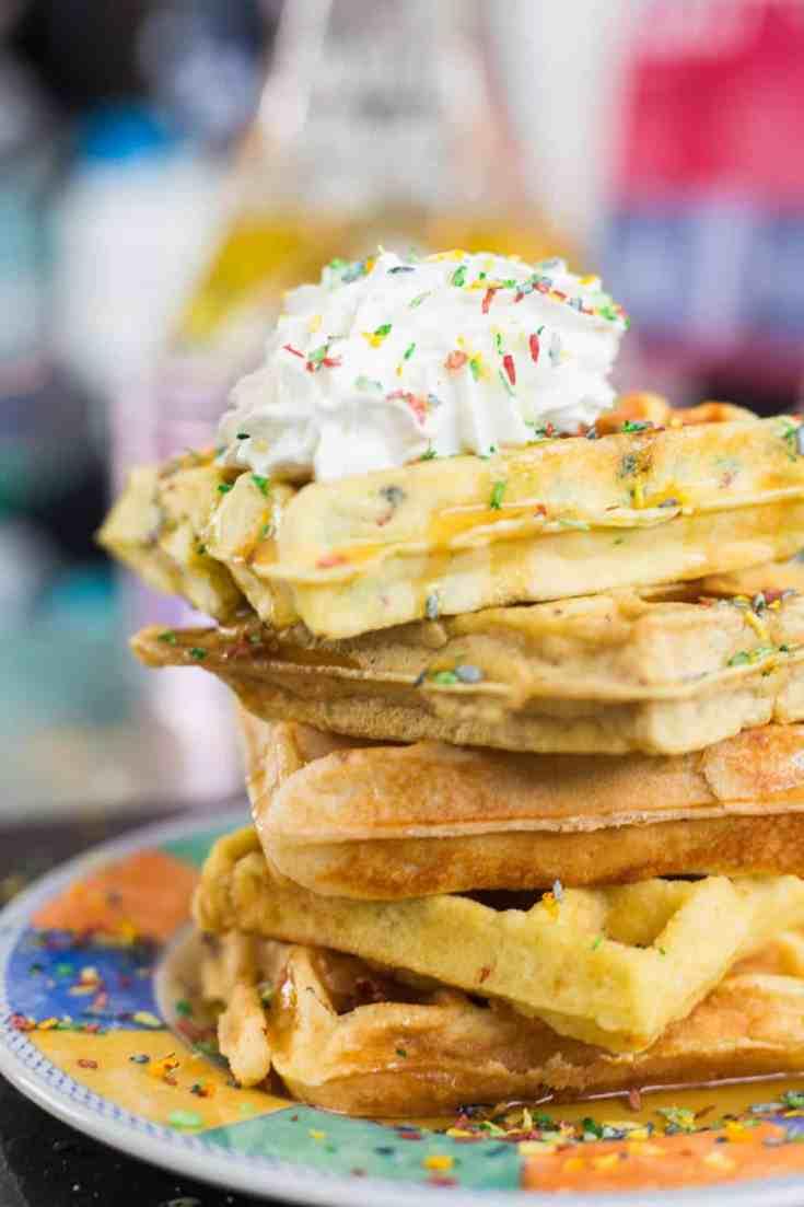 Keto Almond Waffles
