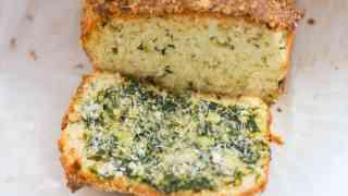 Keto Pesto Bread